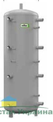 Теплоаккумулирующая емкость без изоляции Reflex H/17784500 1500L/1 H (серый)