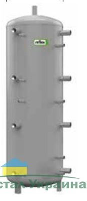 Теплоаккумулирующая емкость без изоляции Reflex H/17783900 500L/1 H (серый)