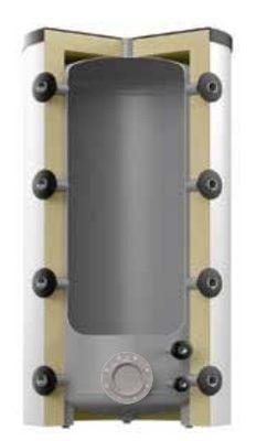 Теплоаккумулирующая емкость Reflex HF/R 8502200 1500L/R HF (серебряный) цена