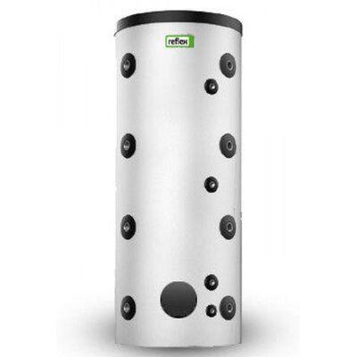 Теплоаккумулирующая емкость Reflex HF/R 8502300 2000L/R HF (серебряный) цены