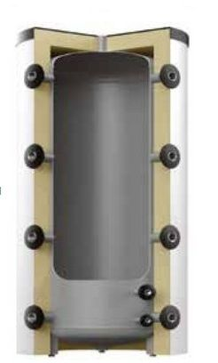 Теплоаккумулирующая емкость Reflex HF 8500010 300L HF (белый)