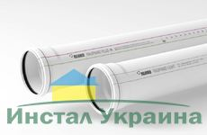 Труба канализационная Rehau RAUPIANO Plus DN 50 / 2000 мм