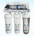купить Система обратного осмоса BIO+systems RO-50-SL03M c насосом+минерализатор