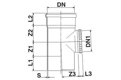 Мпласт Ревизия DN 160 для наружной канализации цены