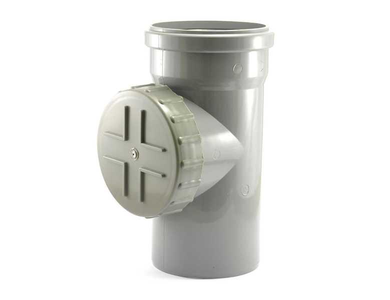 Мпласт ревизия 110 для внутренней канализации