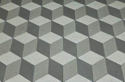Тротуарная плитка Ромб 150х150 (серый) (6 см) цена