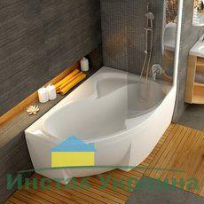 Акриловая ванна Ravak Rosa II 170 x 105 R правосторонняя