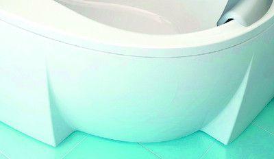 Акриловая ванна Ravak Rosa 95 150 x 95 L левосторонняя цена