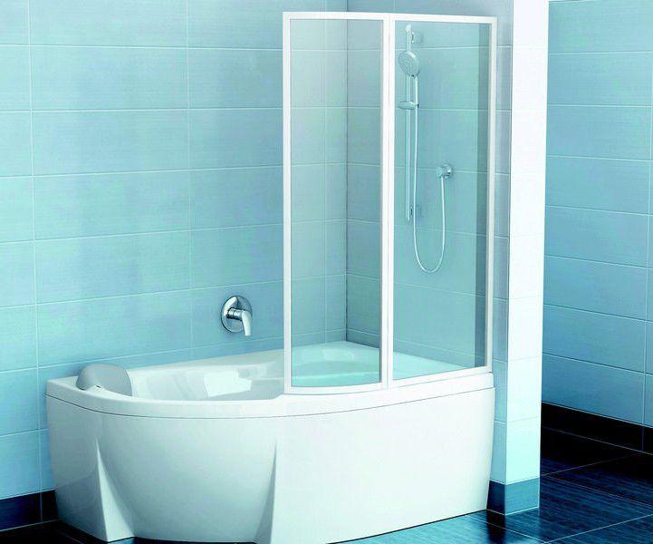Акриловая ванна Ravak Rosa 95 150 x 95 R правосторонняя