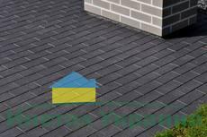 Тротуарная плитка Кирпич Стандартный (черный) 200х100 (8 см)