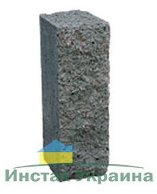 Столбик декоративный 500х175х150 (серый)