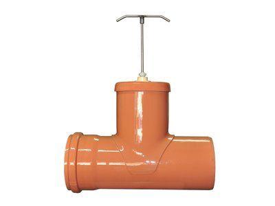 Мпласт Шиберная задвижка DN 110 для наружной канализации цены
