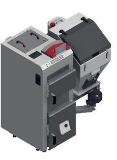 Твердотопливный пеллетный котел Defro SIGMA UNI 24 кВт