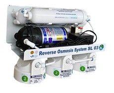 Система обратного осмоса BIO+systems RO-50-SL03 c насосом