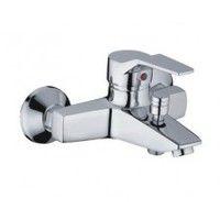 Смеситель для ванны Haiba Focus Satin 009(Euro)