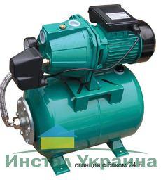 Насосная станция VOLKS pumpe JY100A(a)-24 1,1кВт чугун короткий