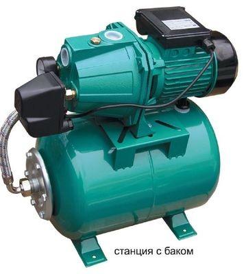 Насосная станция VOLKS pumpe JY100A(a)-50 1,1кВт чугун короткий цена
