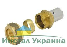 KAN Соединитель PRESS COMPRESSION 20x22 K-900382