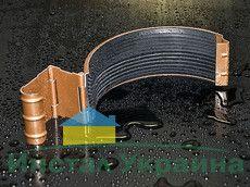 HyPro Соединительный элемент желоба ф 125 Матовая поверхность 9005 черный