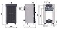 Твердотопливный котел Demrad QVADRA SOLID-3 цена