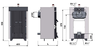Твердотопливный котел Demrad QVADRA SOLID-8