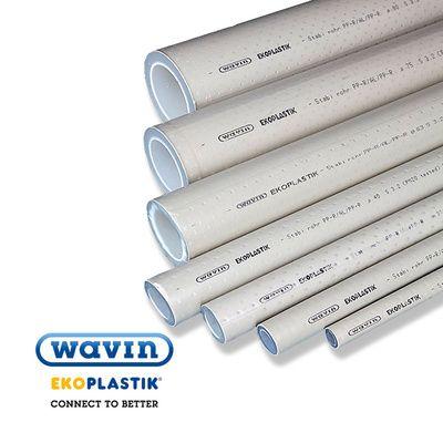 Полипропиленовая труба WAVIN Ekoplastik STABI PN 20 20х2,8 цены
