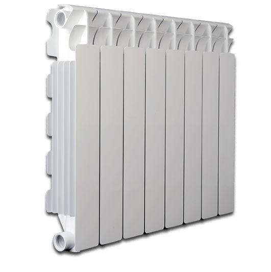 Радиатор алюминиевый Fondital CALIDOR Super 500/100