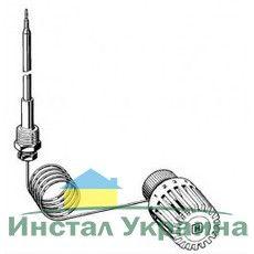 Термостатический элемент Honeywell T100RS-DB (настройка 30 ... 70 C) выносной погружной сенсор с резьбой