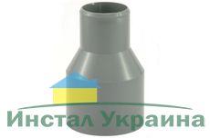 Мпласт переход чугун/пластик 50-72 для внутренней канализации