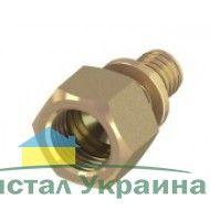 "TECEflex Переход прямой с вн. р. 16 х 1/2"""