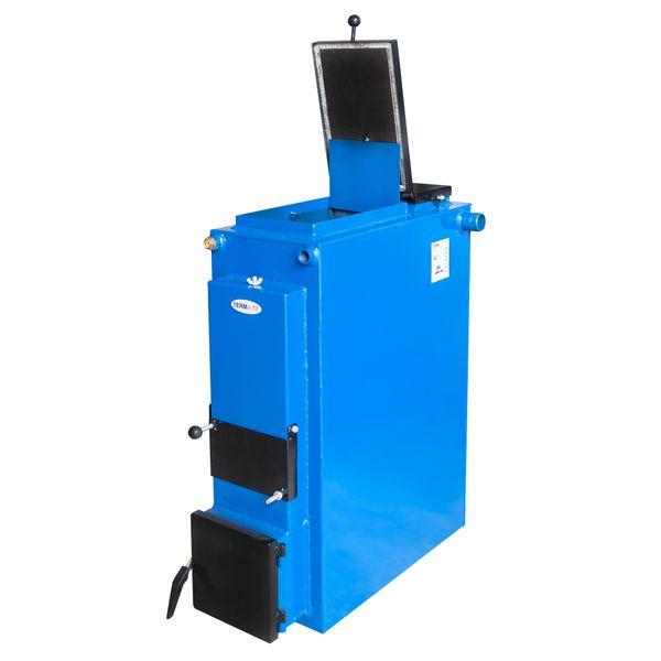 Твердотопливный котел длительного горения ТЕРМІТ-ТТ 32 кВт Эконом (без обшивки и теплоизоляции)