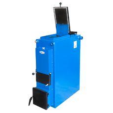 Твердотопливный котел длительного горения ТЕРМІТ-ТТ 25 кВт Эконом (без обшивки и теплоизоляции)