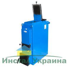 Твердотопливный котел длительного горения ТЕРМІТ-ТТ 18 кВт Эконом (без обшивки итеплоизоляции)