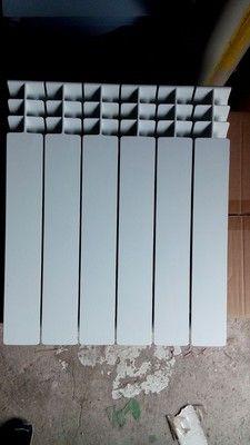 Радиатор алюминиевый 6 секц. Termoplus 500/100