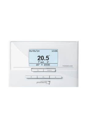 Protherm Termolink P Комнатный регулятор температуры с коммуникационной шиной eBus (0020118083) цена