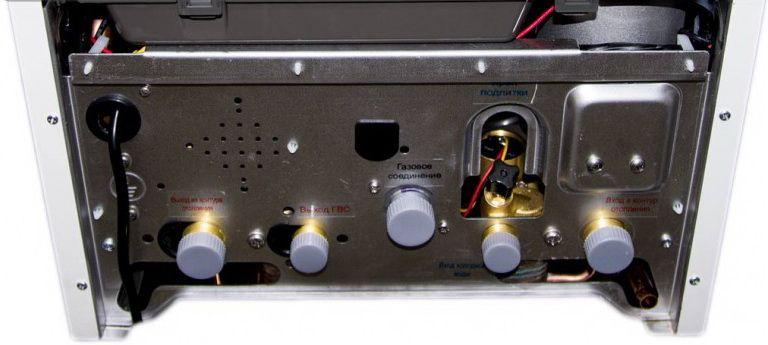 Газовый котел TIBERIS Cube 24 F + коаксиальный комплект