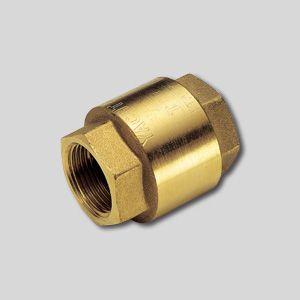 Tiemme обратный клапан 1/2` с металлическим затвором