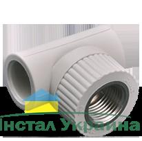 Rozma Тройник настенный с РВ 20х1/2