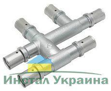 KAN Тройникобводной PRESS 16x16x16 K-900650