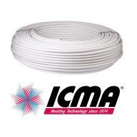 Труба металлопластиковая ICMA Pert - AL -Pert 26x3