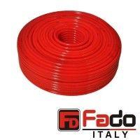 Труба FADO PEX-B 16x2.0 (красная) без кислородного слоя (PP01) (бухта 200 м)