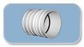 WAVIN EKOPLASTIK Футляр защитный ПС длинный; 400х240 (3264812400) для наружной канализации