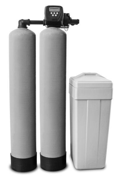 Фильтр для умягчения и удаления железа Ecosoft FK 1252 TWIN