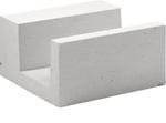 Газобетон AEROCU-блок 400/200/500 (Обухов)