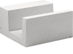 Газобетон AEROCU-блок 375/250/500 (Обухов)