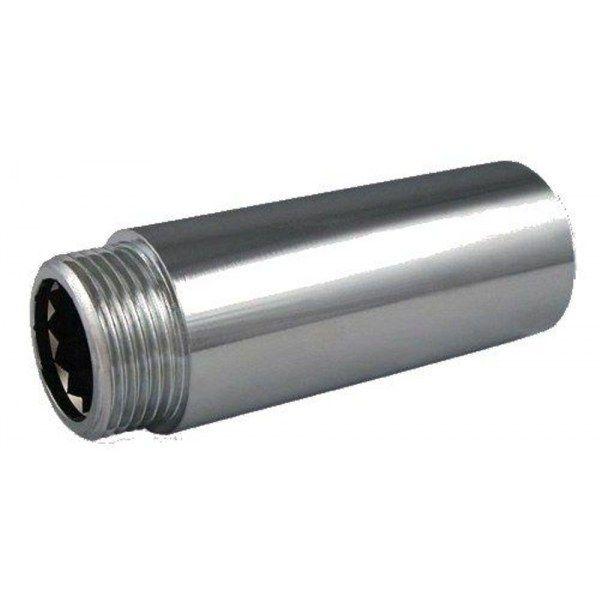Удлинитель ВР-НР 1/2*100мм(хром) Sanha