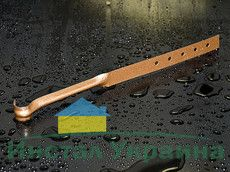 HyPro Укрепитель желоба Матовая поверхность 8004 Терракотовый
