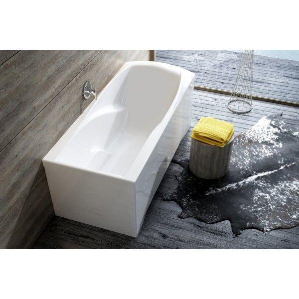 Акриловая ванна Ravak You 185x85 WarmFlow