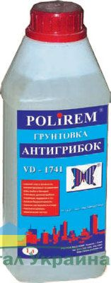 Polirem ВД-1741 «АНТИГРИБОК» (канистра 1л.)