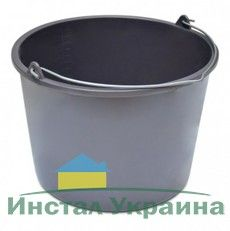 Ведро строительное круглое Favorit 16 л (04-401)